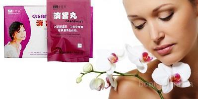 Тампоны для очищения матки Clean Point (Bang De Li, Beautiful Life, Qing gong wan)
