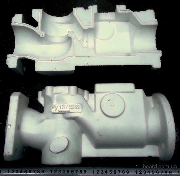 Технология производства металлических отливок по моделям из пенопласта в фотографиях.