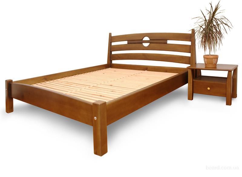 кровати из массива дерева Предлагаем кровати из массива дерева твердых пород Йясень дуб Стоимость двуспальной кровати