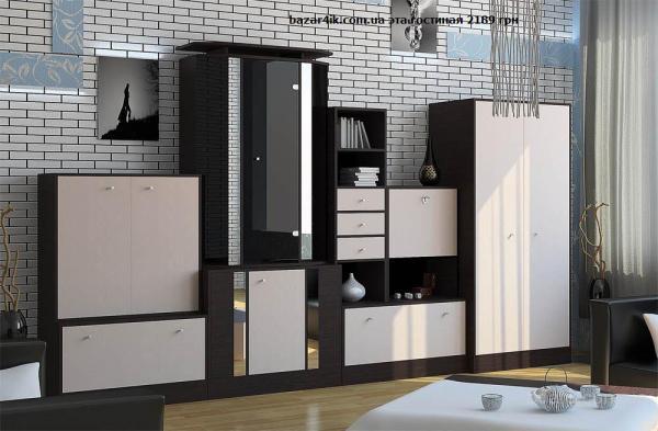 Мебельные стенки и горки, гостиные