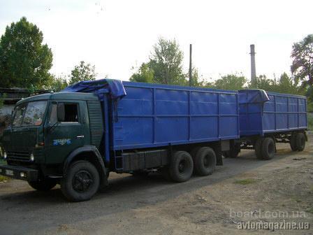 Фото КАМАЗ 53212 1989.