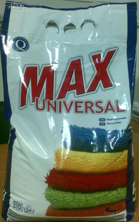 Порошок стиральный max universal оптом