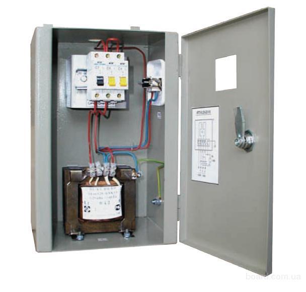 Электрощиты : панели ЩО70 ( 90) ; устройства вводно - распределительные ВРУ-1, ВРУ-3.