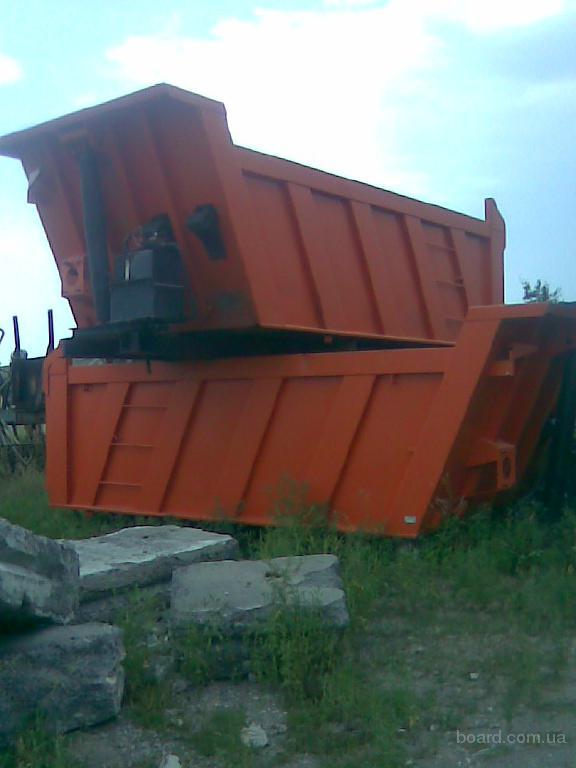 Кузова на КАМАЗ 6520.