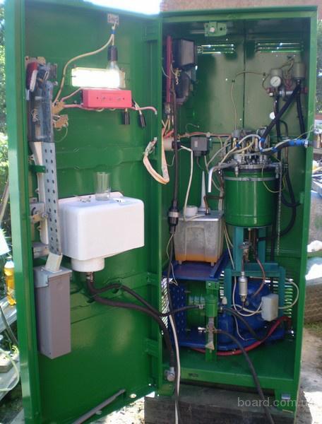 Восстановленный торговый.  АТ-101. автомат прохладительных напитков.