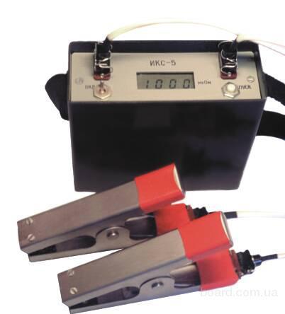 Малогабаритный переносной микроомметр ИКС-5 предназначен для оперативного измерения низкого электрического...