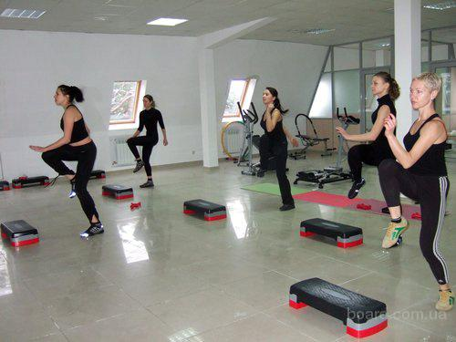 Фитнес клуб ЭЛИС