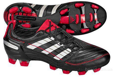 Бутсы adidas predator_X fg col G02736