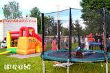 организация детского праздника - прокат сегвеев, сухих бассейнов, надувных маленьких спортивных батутов, манеж