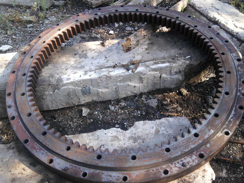 Ковш 0.25 м3 на мтз 320 Минский тракторный завод от.