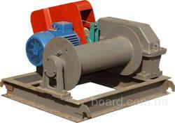 Лебедка электрическая ТЛ-7А (2 скор.), г/п 5тн канат 250м.