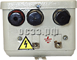 Трансформатор розжига ОСЗЗ-730 УХЛ 2