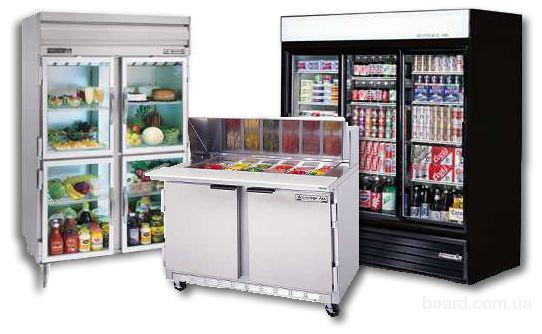 Холодильное оборудование всех типов