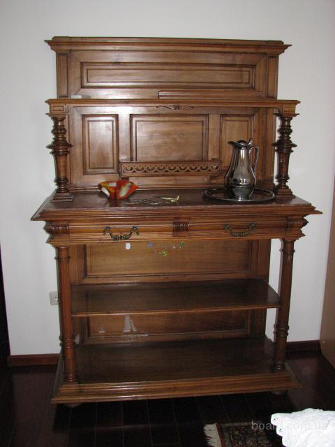 Реставрация антикварной мебели и старинных икон