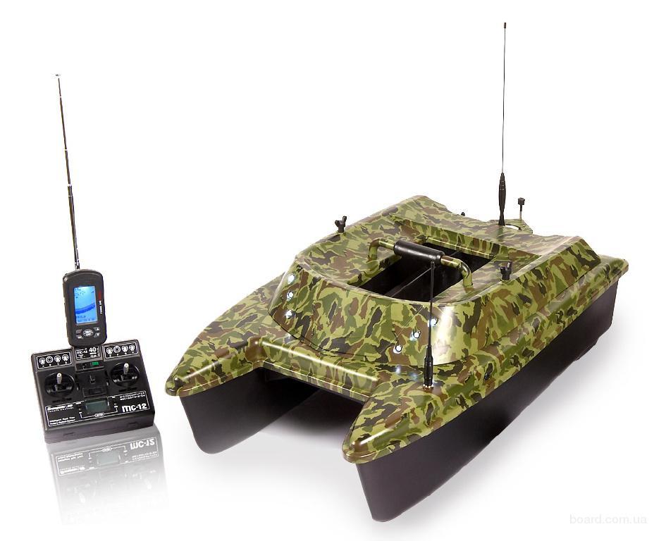 Продам катера для завоза прикормки и снастей.  Кораблик CARPBOAT SMALL - 3400 грн, Кораблик...