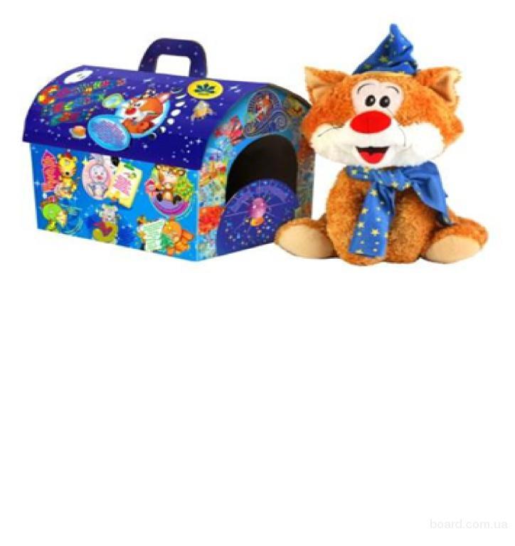 Сладкие новогодние подарки 2013 сургут для детей
