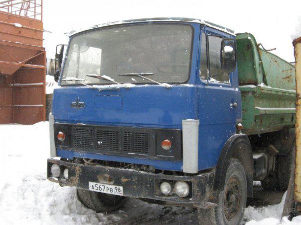 Срочно Продам Самосвал Маз 5551 бу.