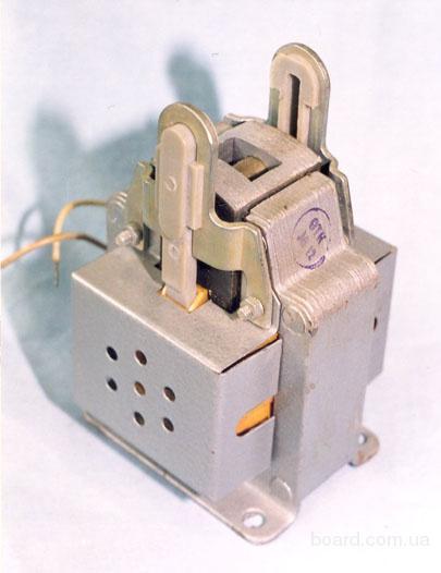 Предприятия Украины: Электромагниты однофазные переменного тока МИС.