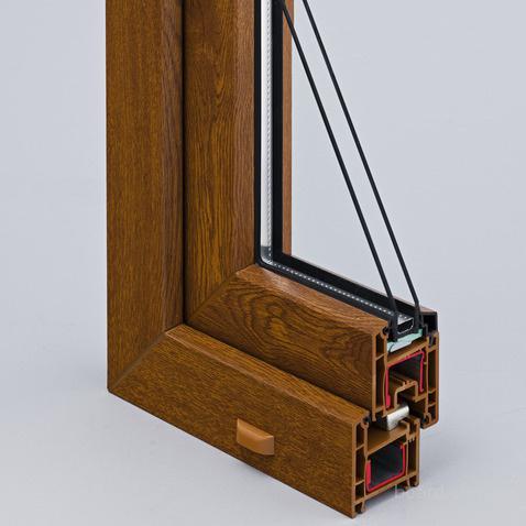Металлопластиковые окна из профиля Rehau.