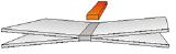 Мобильный запайщик полимерной пленки «клещи»