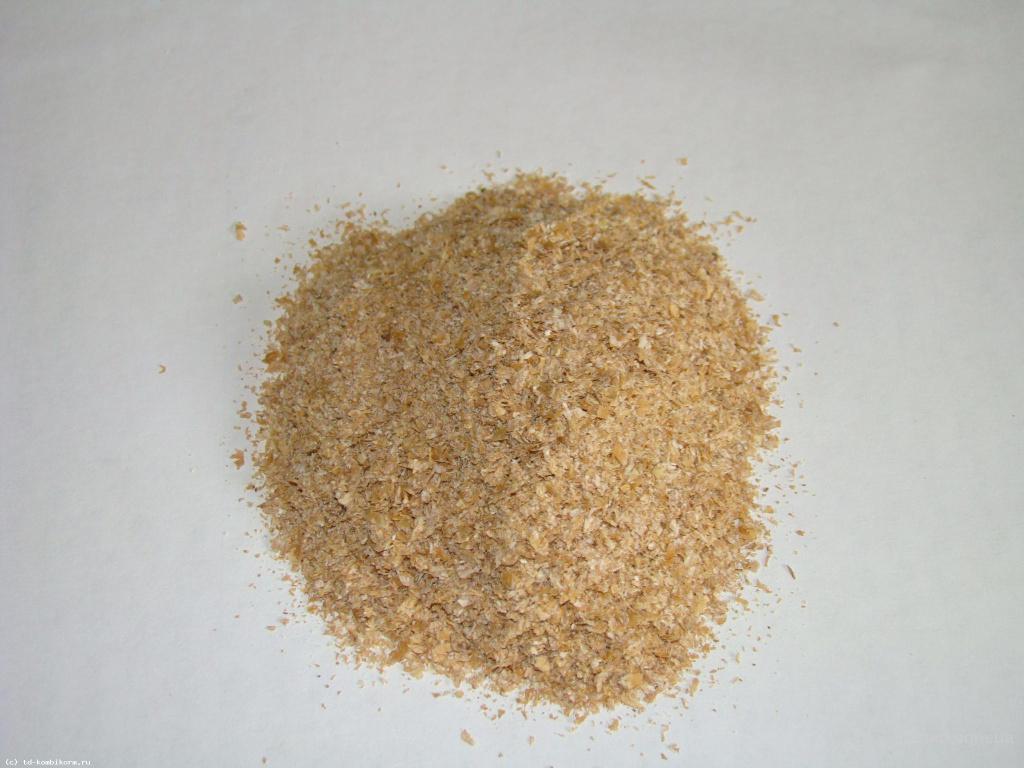 Продам отруби пшеничные рос. в таре по 25кг-от 3руб/кг Отруби.