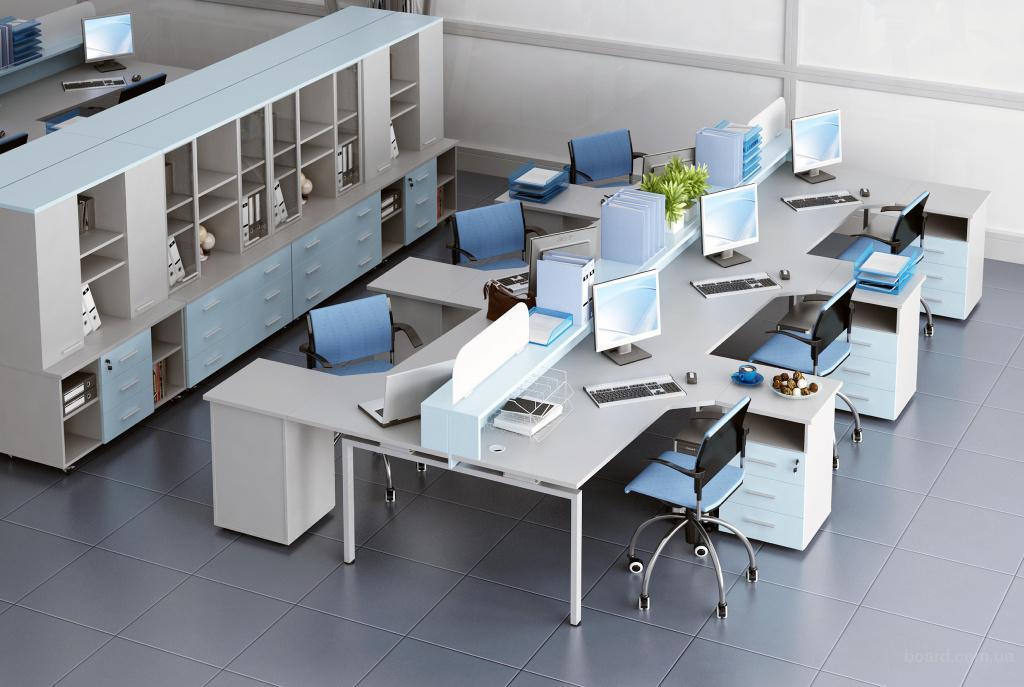 Офисная мебель Комплект-Профи. Продажа офисной мебели в Москве