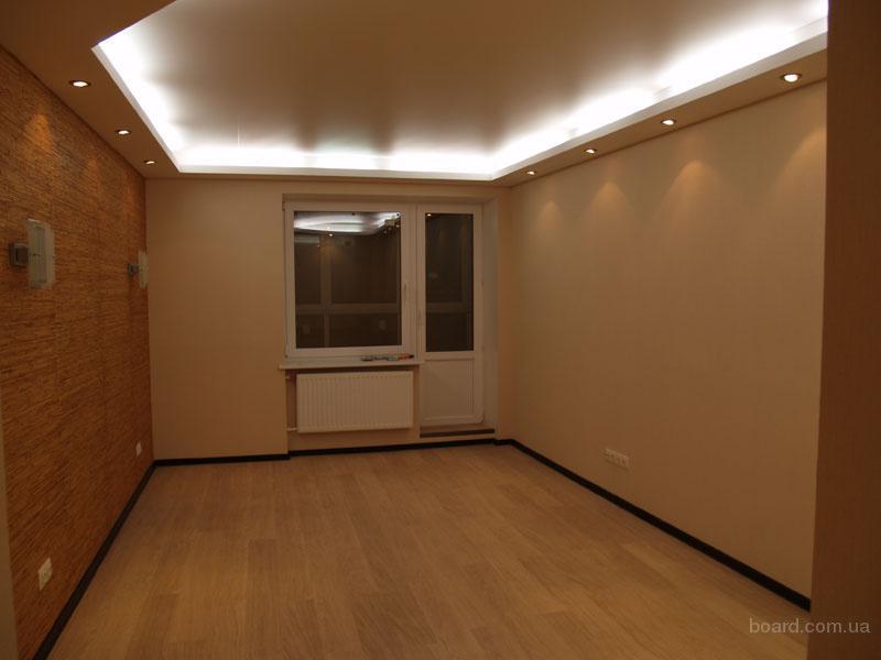 Ремонт квартир кафель сантехника полы потолки.
