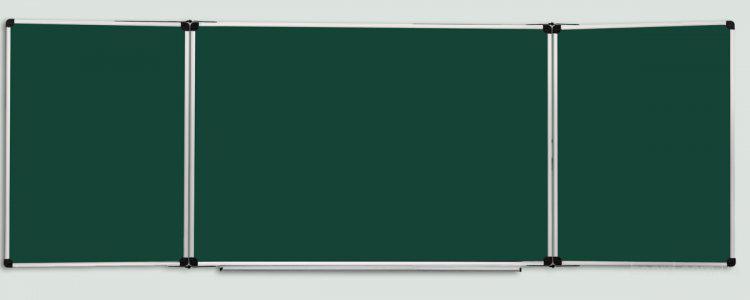 Доска офисная для надписей под маркер 100х300см. магнитная
