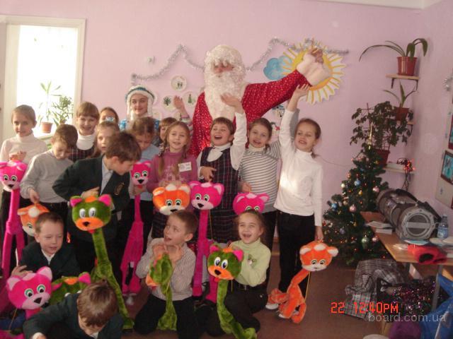 Заказ Деда Мороза.Клоуны на праздник ребенка.