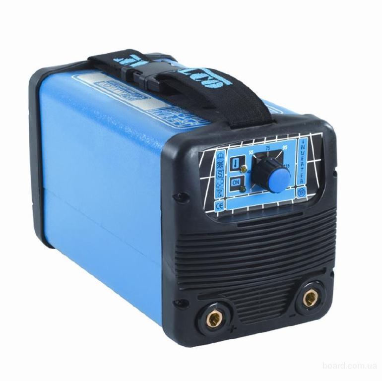 Легкий сварочный аппарат инверторного типа для электродуговой сварки.  2001.00. уведомить о наличии.