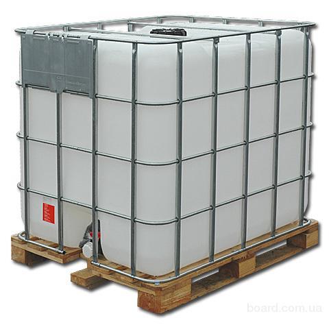 Емкости кубические на 1000 л. для химпродукции