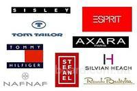 Сток оптом брендовай одежды с Европы.