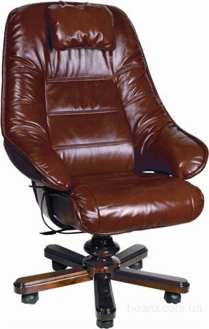 Кожаное кресло Статус Экстра