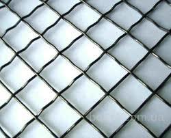 Сетка Кладочная, сетка рифленая (для вольеров, заборов, оград), Арматурная