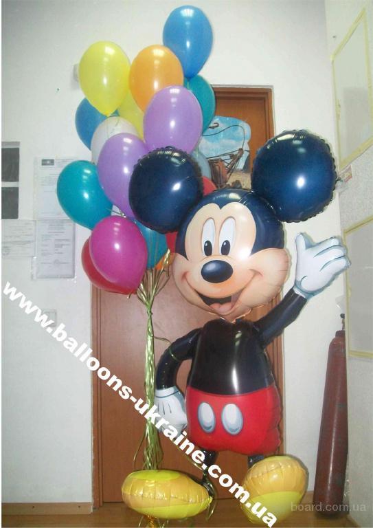 продам : Воздушные шары (Киев) шарики с гелием Киев.