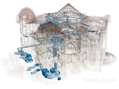 Полученные данные служат для того, чтобы получить схему вентиляции и подобрать комплект вентиляционного...