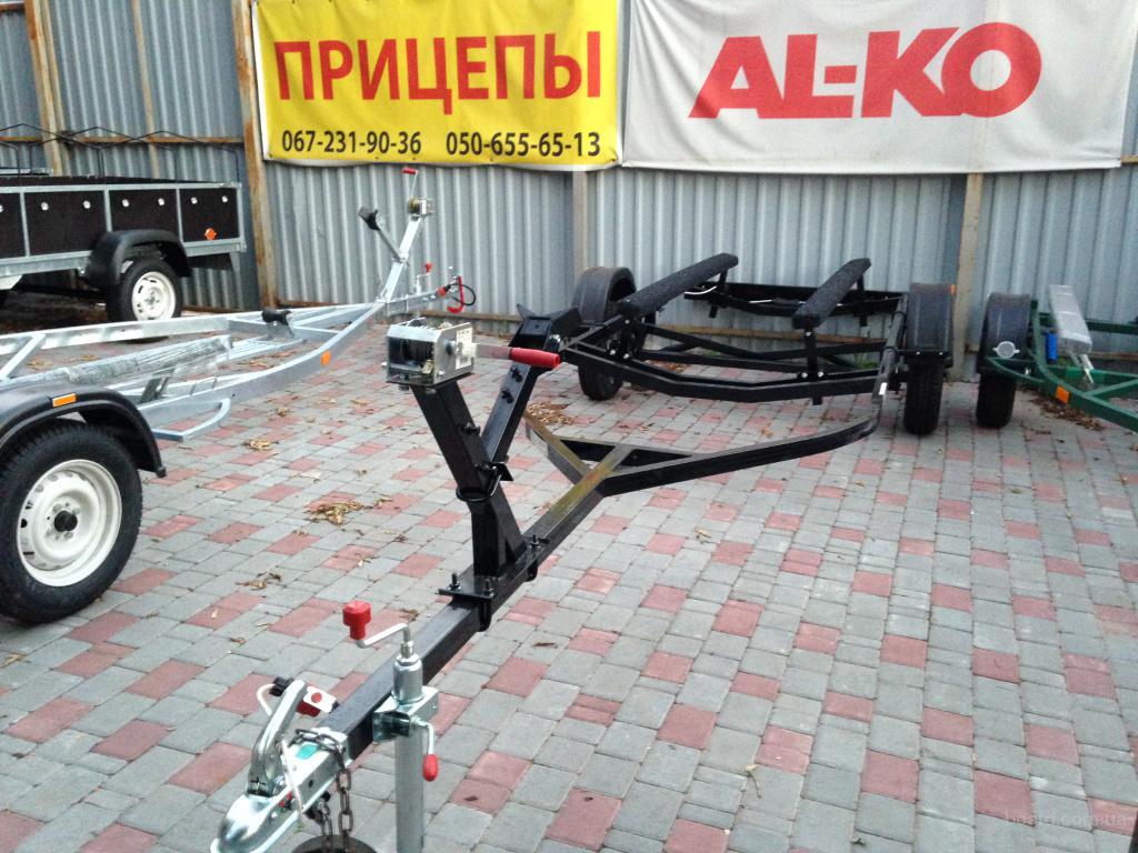 Легковые прицепы для снегоходов и квадроциклов от Мир