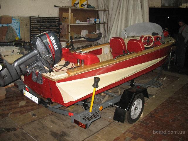 Тюнинг лодок прочее
