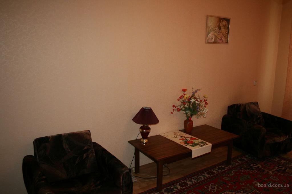 Квартира посуточно в Киеве