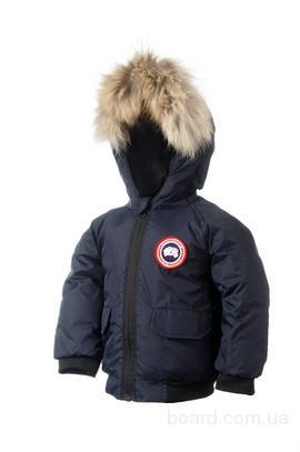 Canada goose детская зимняя куртка пуховик