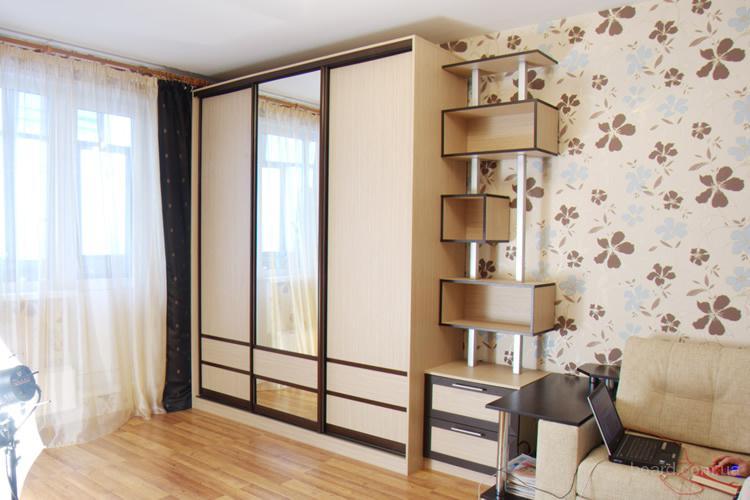 Фото: Мебель для дома и офиса на заказ, шкафы-купе, кухни и т. д