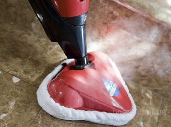 Отпариватель ручной Н2О швабра steam mop