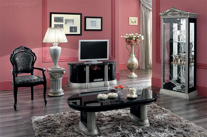 Купить мебель в гостиную в стиле барокко.
