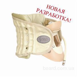 Пневмокорсет для шеи Spinal Doctor 101 MAXI Надувной шейный воротник