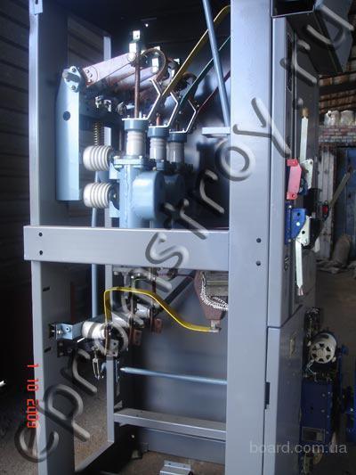 Продаю ячейки КСО-272 с выключателями ВМГ и приводами ПП-67 Продаю ячейки (камеры) КСО-272 в полной комплектации (8...