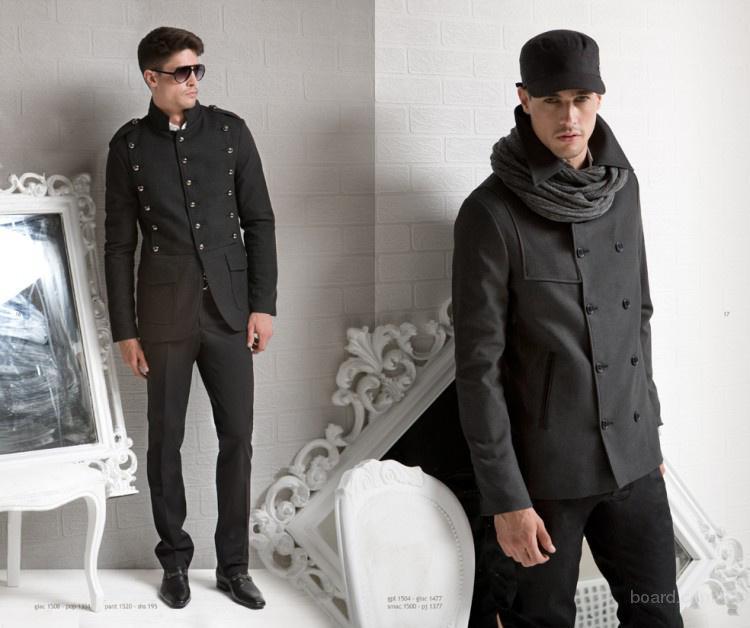 Стильная мужская одежда оптом Киев