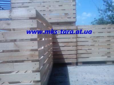 ...МК-S занимается изготовлением деревянных контейнеров для транспортировки и хранения плодоовощной продукции (яблоки...