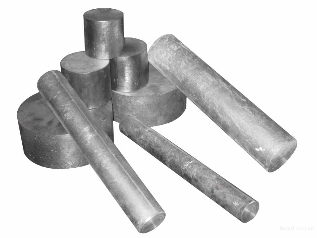 Кругляк алюминиевый разных размеров.