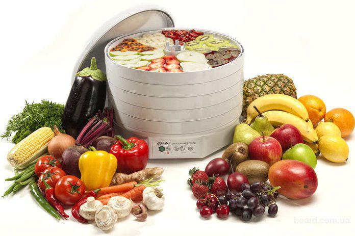 Сушилка для фруктов,овощей и др. Ezidri Snackmaker FD500.
