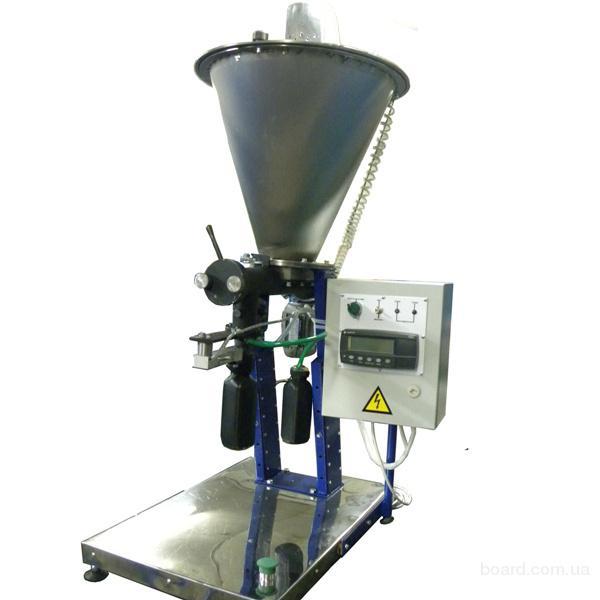 Дозатор для фасовки и упаковки тонера
